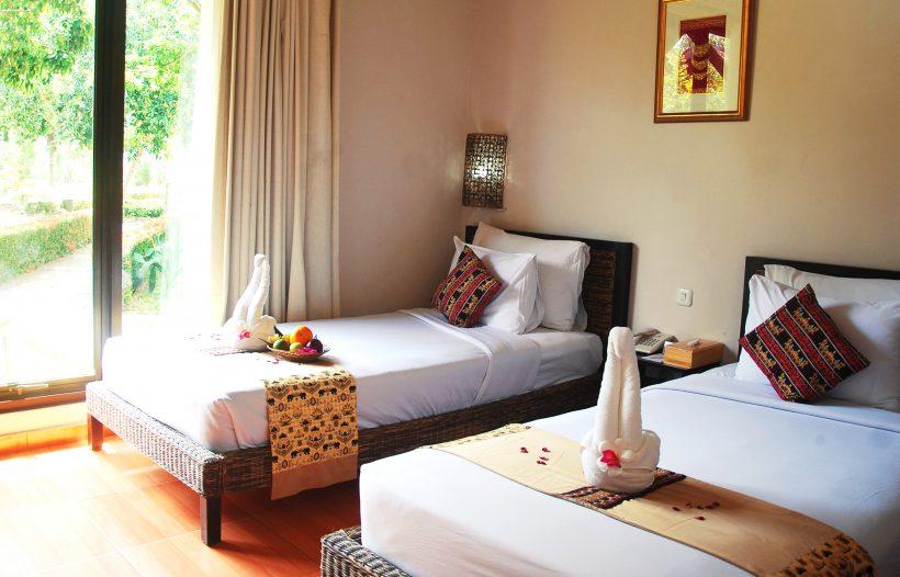 Krakatau Suite Villa